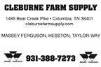 CLEBURNE FARM SUPPLY